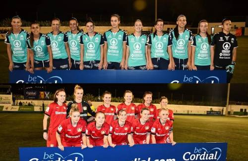 El CD Femarguín y el Bayer 04 Leverkusen se disputarán la final del International Women's Football Tournament beCordial-Mogán